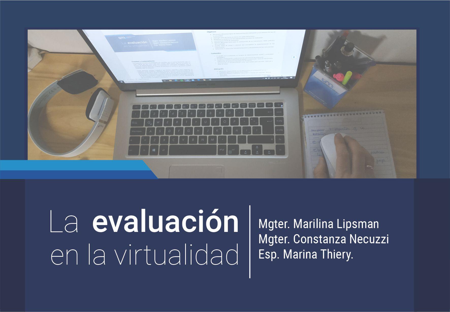 La Evaluación en la Virtualidad